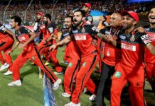 RCB WON FIRST IPL MATCH