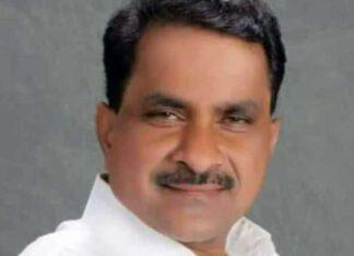 Congress MLA Raosaheb Antapurkar, who had tested positive for Covid-19, passed away on Friday night.