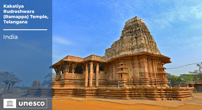 UNESCO recognition for Ramappa