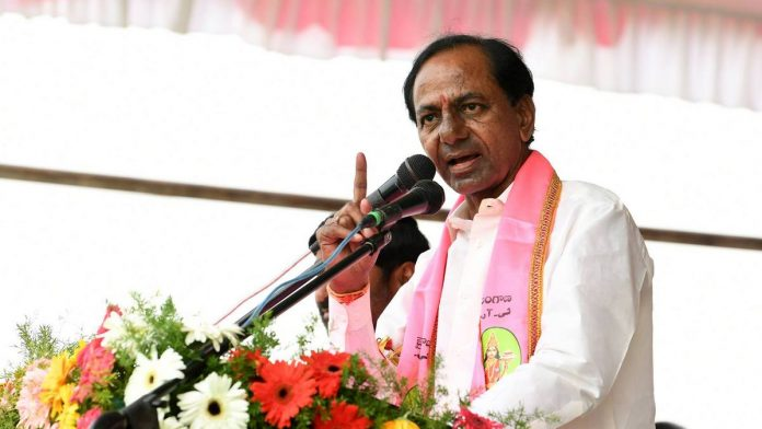 Leaders of all BC caste groups thanked KCR