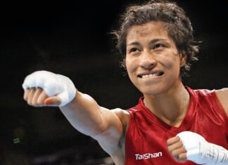 Bronze for Indian Boxer