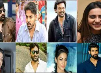 ED notices to Tollywood actors
