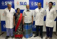 12 hours of rare surgery at SLG Hospital
