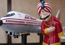Air India into the hands of Tatas
